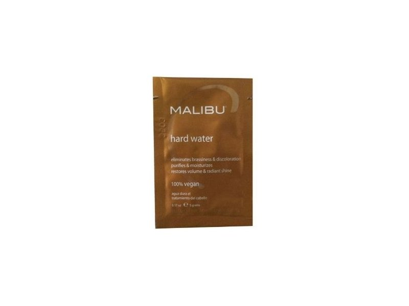 Malibu Hair Care Hard Water Weekly Demineralizer, 0.17 oz (12 pack)