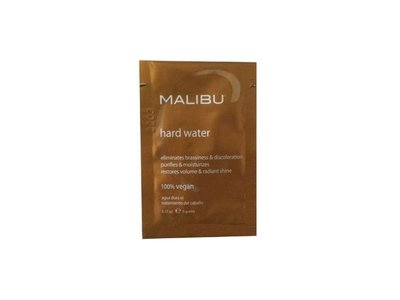 Malibu Hair Care Hard Water Weekly Demineralizer, 0.17 oz (12 pack)