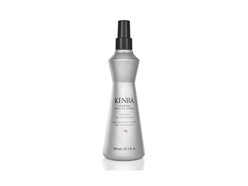 Kenra Thermal Styling Spray #19, 80% VOC, 10.1-Ounce