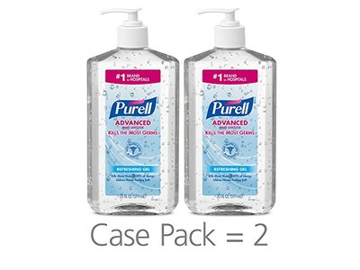 PURELL Advanced Hand Sanitizer Hand Sanitizer Gel, 20 fl oz - Image 3
