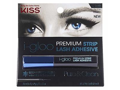 Kiss I-Gloo Strip Lash Adhesive Black