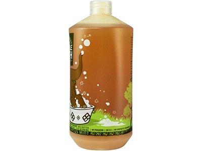 Alaffia Bubble Bath Shea & Lemon Balm - Eucalyptus Mint for Babies & Kids 32 Ounces