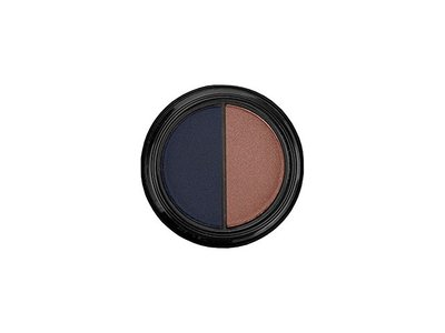 Real Purity Eyeshadow Duo, Navy & Icy Rose, 0.20 oz