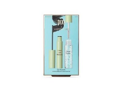 Pixi by Petra Eye Accents, Precision Mascara & Clear Brow Gel