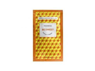 Smith & Vandiver Naturals Face Mask Be Sweet Honey + Jojoba, 1 count