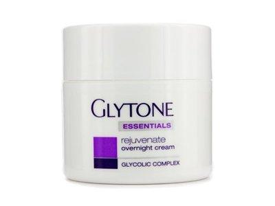 Glytone Essentials Rejuvenate Overnight Cream - Image 1