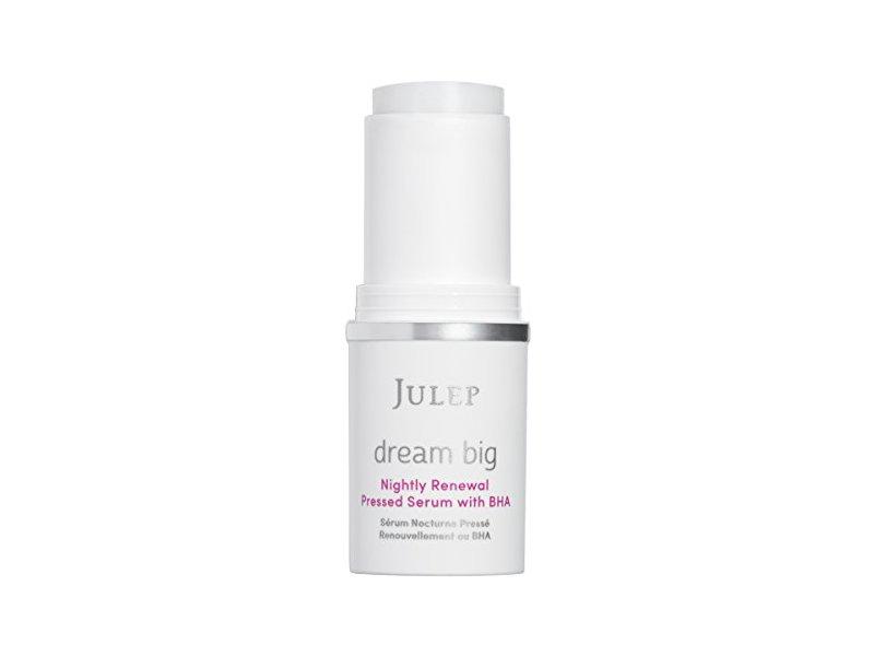 Julep Dream Big Nightly Renewal Pressed Serum with BHA, 15 g