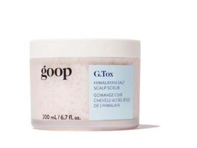 Goop G. Tox Himalayan Salt Scalp Scrub Shampoo, 6.7 oz/200 mL
