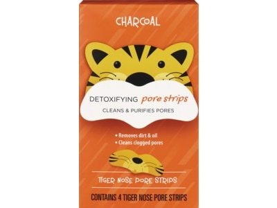 Beauty 360 Tiger Detoxifying Nose Strips