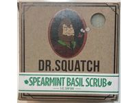 Dr.Squatch Spearmint Basil Scrub, 5 oz - Image 3
