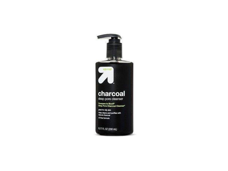 Up & Up Charcoal Deep Pore Cleanser - 6.77 fl oz