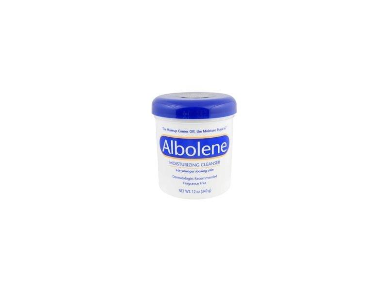 Albolene Moisturizing Cleanser Unscented