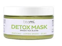 TeaMi Detox Mask, Green Tea Blend, 4 oz - Image 2