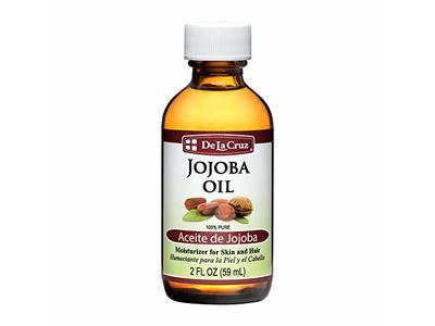De La Cruz Pure Jojoba Oil, 2 FL. OZ.