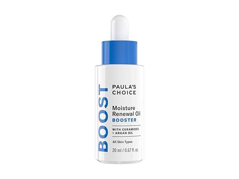 Paula's Choice BOOST Moisture Renewal Oil Booster Face Oil, 0.67 Ounce