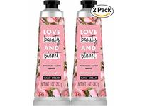 Love Beauty and Planet Murumuru Butter & Rose Delicious Glow Hand Cream Body Lotion - Rose - 1oz - Pack of 2 - Image 2