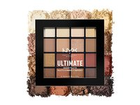 NYX Professional Makeup Ultimate Shadow Palette, Warm Neutrals - Image 2
