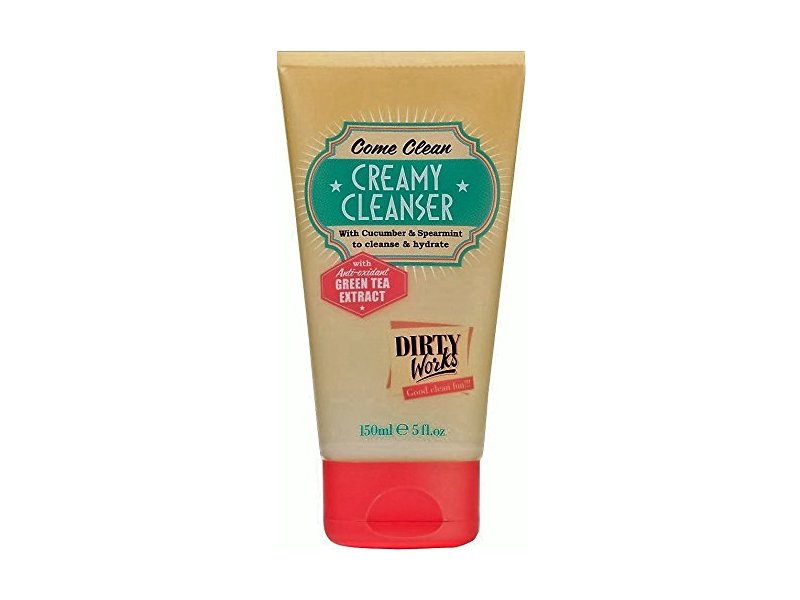 Creamy Cleanser Dirty Works