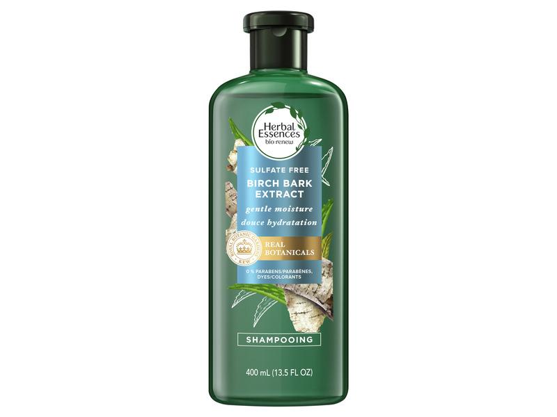 Herbal Essences Sulfate Free Gentle Moisture Shampoo, Birch Bark Extract, 13.5 fl oz / 400 mL