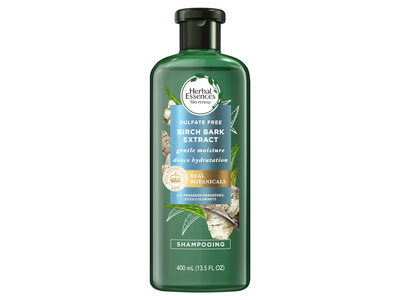 Herbal Essences Sulfate Free Gentle Moisture Shampoo, Birch Bark Extract, 13.5 fl oz / 400 mL