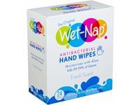 Wet-Nap Antibacterial Hand Wipes, Fresh Scent - Image 2