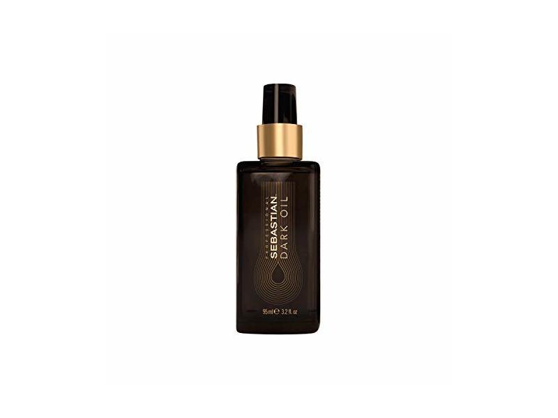 Sebastian Professional Dark Oil, Lightweight Hair Styling Oil, 3.2 oz