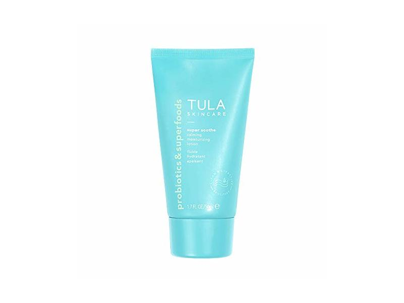 TULA Probiotic Skin Care Super Soothe Calming Moisturizing Lotion 1.7 fl. oz.
