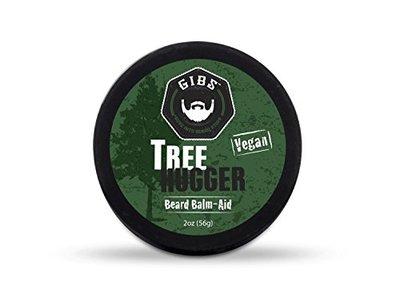 GIBS Tree Hugger Vegan Beard Balm-Aid for Men, 2.0 Ounces - Image 1