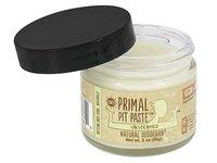 Primal Pit Paste Natural Deodorant, Unscented, 2 oz - Image 3
