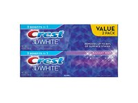 Crest 3D White Radiant Mint Whitening Toothpaste, 4.8 oz - Image 2