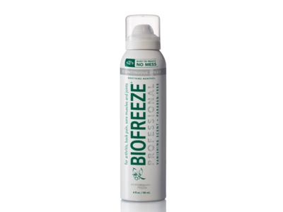 Biofreeze Professional Soothing Menthol Continuous Spray, 4 fl oz