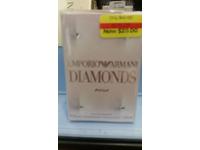 Giorgio Armani Eau de Toilette, Emporio Armani Diamonds Rose, 1.0 fl oz - Image 3