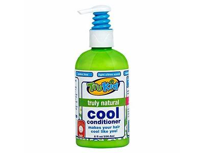 TruKid Cool Truly Natural Cool Conditioner, Light Citrus Scent, 8 oz