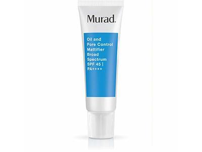 Murad Oil and Pore Control Mattifier Broad Spectrum SPF 45 | PA++++, 1.7 fl oz