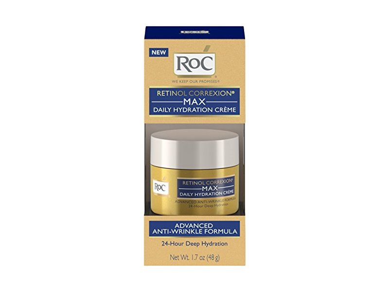 RoC Retinol Correxion Max Daily Hydration Creme, 1.7 Ounce