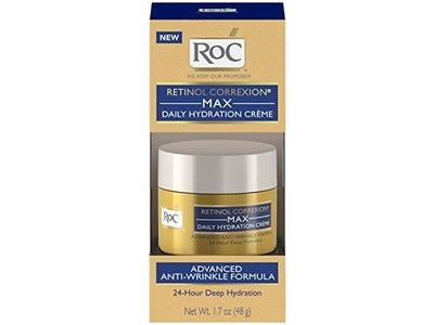 RoC Retinol Correxion Max Daily Hydration Creme, 1.7 Ounce