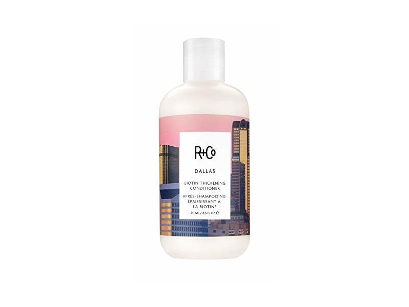 R+Co Dallas Biotin Thickening Conditioner, 8.5 fl oz/241 mL