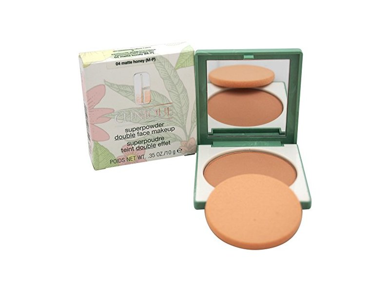 Clinique Superpowder No. 04 Matte Honey, Premium Price Due To Scarcity, 0.35 Ounce