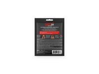 Yes To Tomatoes Yin & Yang Detoxifying & Hydrating Black + White Charcoal Paper Mask - Single Use - Image 3