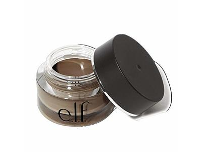 E.l.f. Lock On Liner & Brow Cream, Espresso, 0.19 oz/5 g