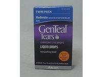 GenTeal Tears Liquid Drops, 0.5 fl oz per bottle - Image 2