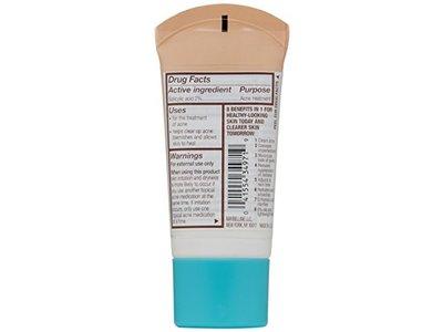 Maybelline New York Dream Pure BB Cream Skin Clearing Perfector, Medium/Deep, 1 Fluid Ounce - Image 4