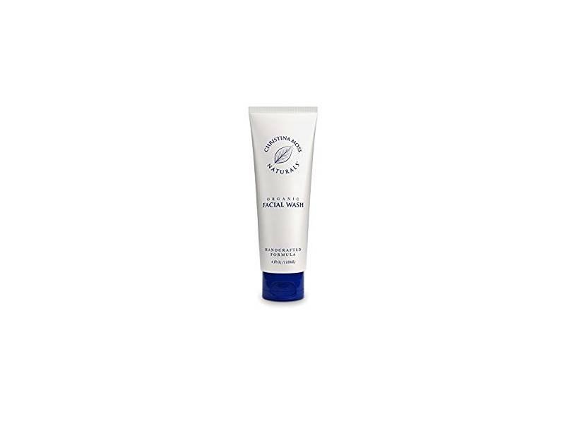 Christina Moss Naturals Facial Wash, 4 fl oz