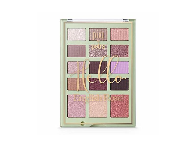 pixi by petra Hello Beautiful Face Case Hello English Rose, 0.56 oz