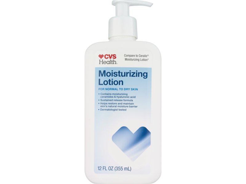 CVS Health Moisturizing Lotion