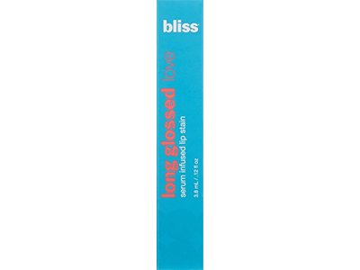 Bliss Long Glossed Love Serum Infused Stain, Hey-Biscus, 0.14 fl. oz. - Image 3