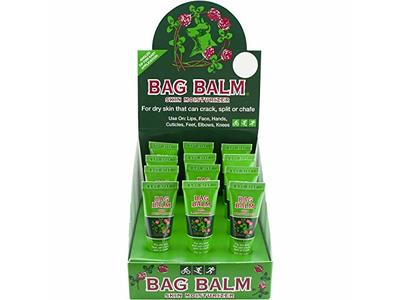 Bag Balm Vermont's Original 12 Pack Lip Moisturizer