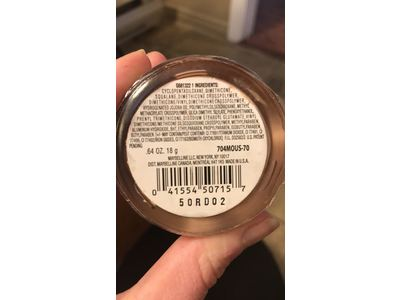 Maybelline New York Dream Matte Mousse Foundation, Pure Beige, 0.64 Ounce - Image 4