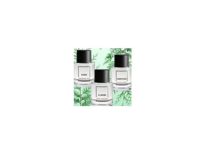 Abercrombie & Fitch Ellwood White Bergamot Eau De Parfum Spray Unisex 2.5 Oz / 75 ml