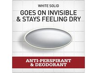 Old Spice Fresher Collection Invisible Solid Men's Antiperspirant and Deodorant, Amber, 2.6 Ounce - Image 4